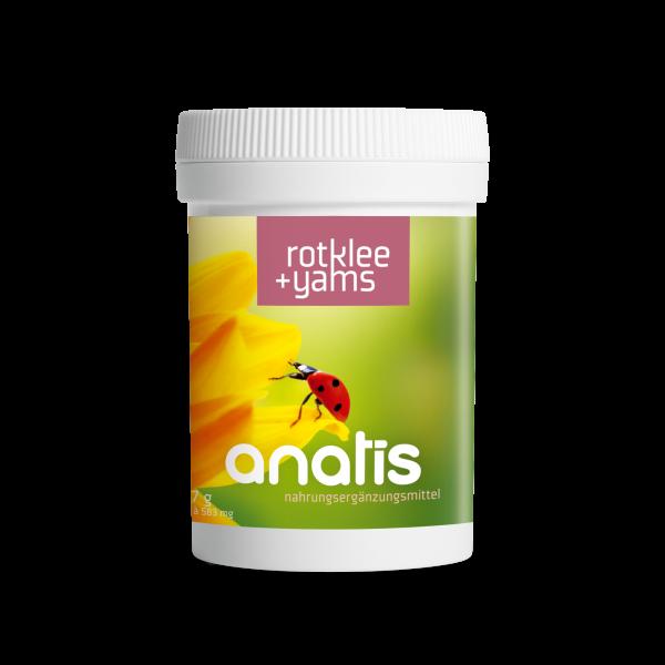 Rotklee + Yams 90 Kps