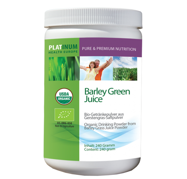 Barley Green Juice - Gerstengrassaftpulver 240g