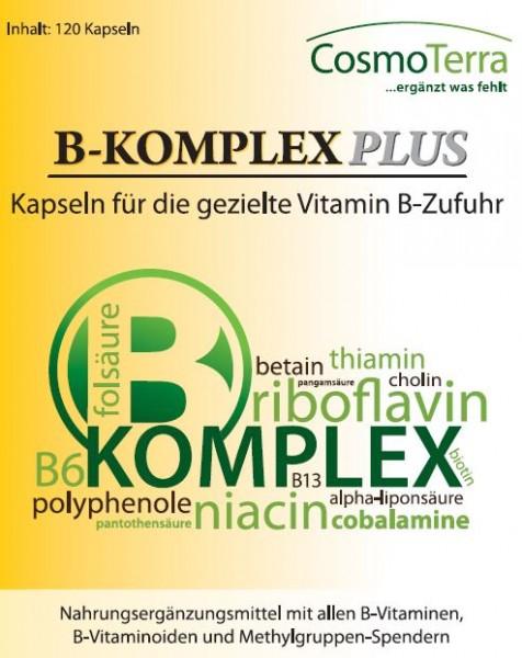 B-Komplex Plus 120 Kps