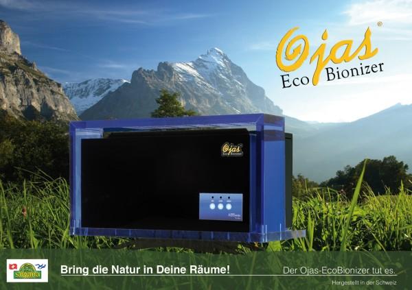 EcoBionizer Blue (bis 100 qm)
