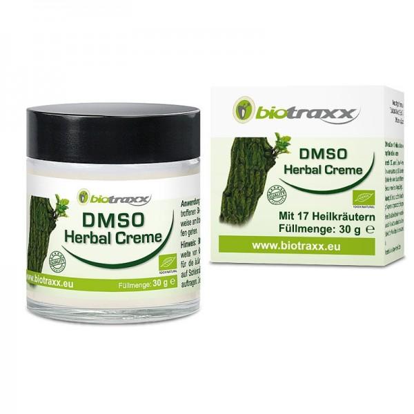 DMSO Herbal Creme 30 g