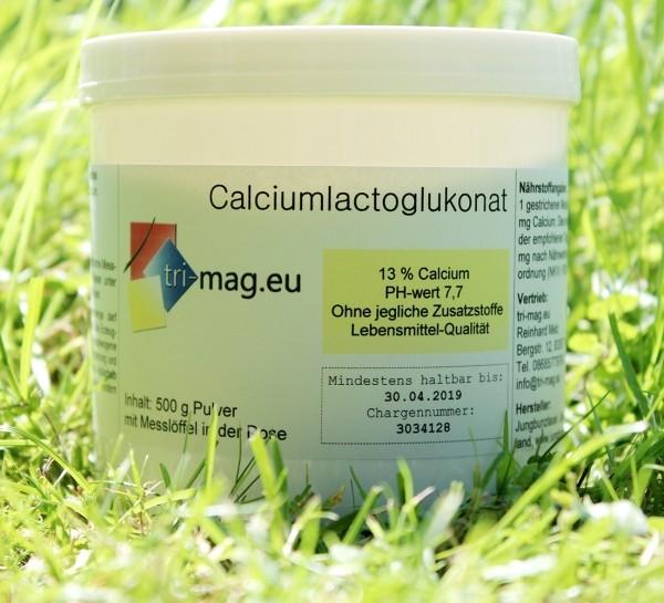 Calciumlactogluconat 500 g