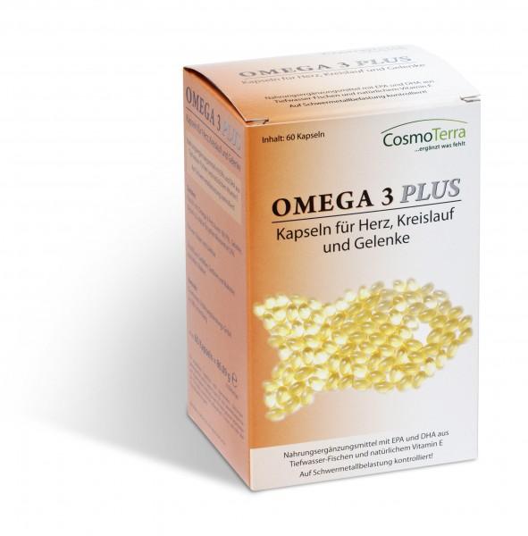 Omega 3 Plus 60 Kps