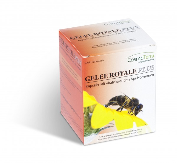 Gelee Royale Plus 120 Kps
