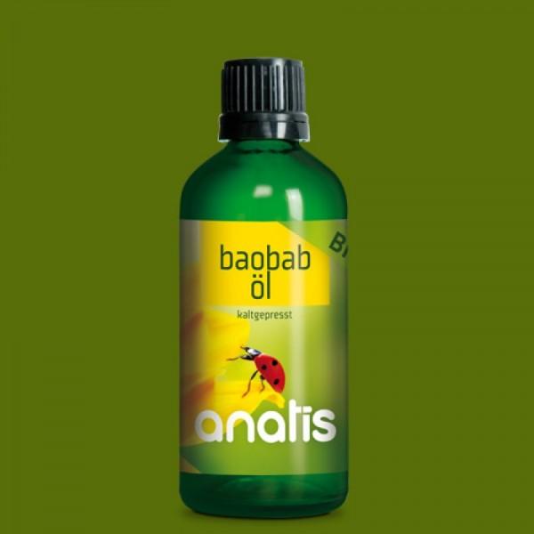 Baobaböl BIO 100 ml