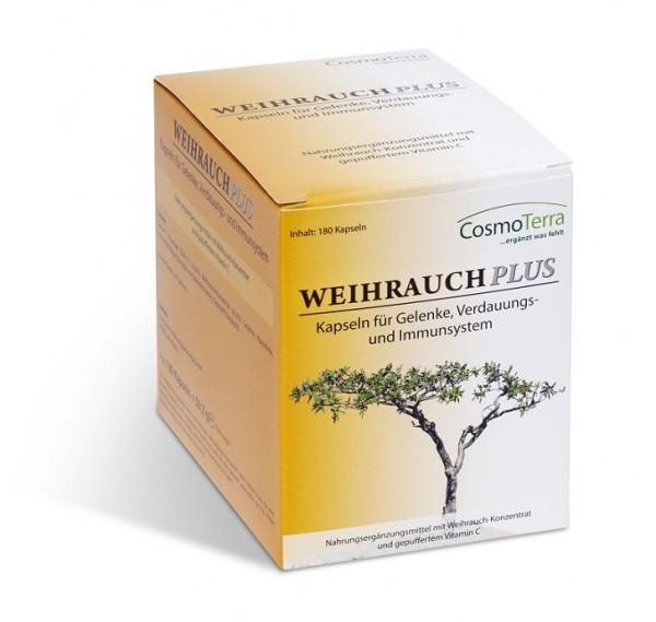 Weihrauch Plus 120 Kps