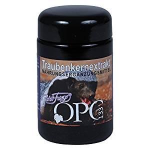 OPC 40 - Traubenkernextrakt für Erdmännchen
