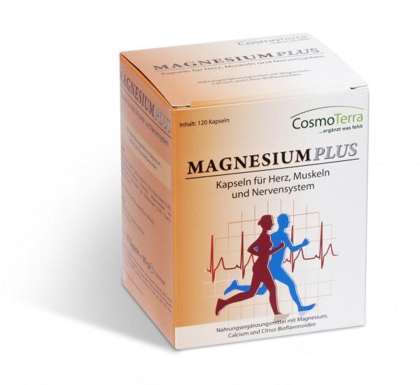 Magnesium Plus 120 Kps