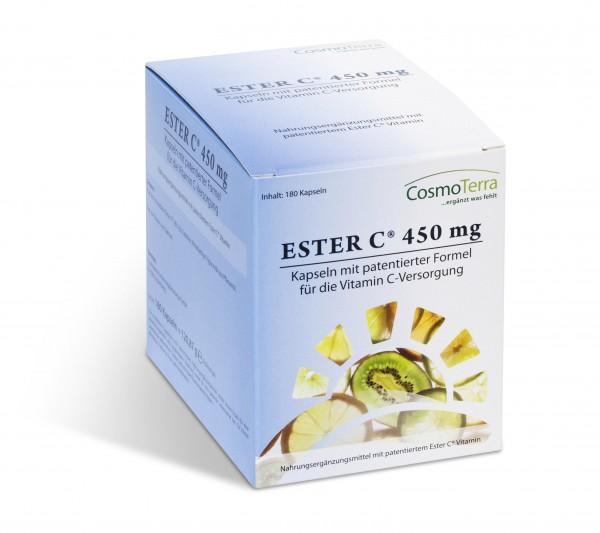 Ester C (450 mg) 180 Kps