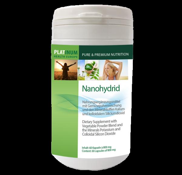 Nanohydrid 60 Kapseln