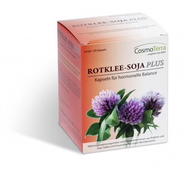 Rotklee-Soja Plus 120 Kps