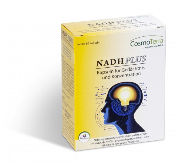 Nadh Plus 60 Kps