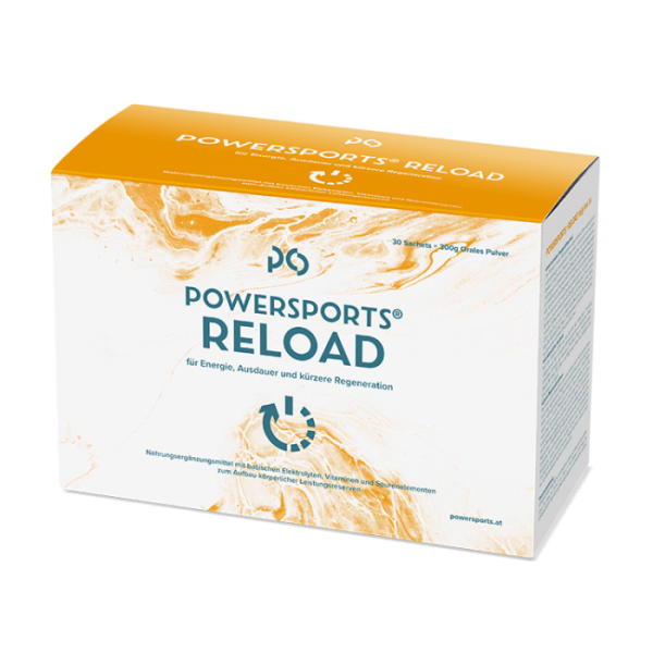 POWERSPORTS® RELOAD 30 Sachets