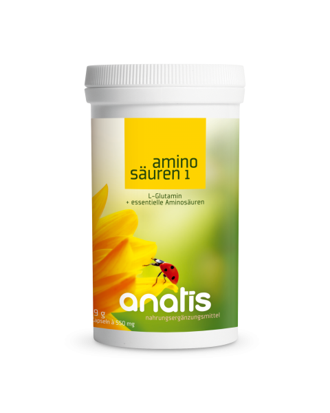 Aminosäuren I 180 Kps