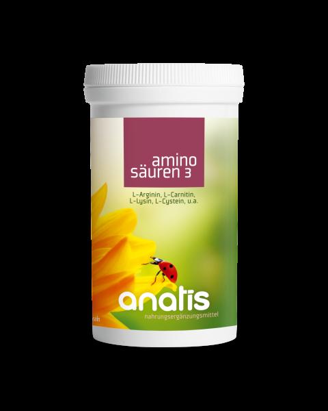 Aminosäuren III 180 Kps